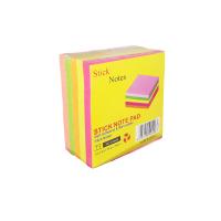 استیکی نوت رنگی ۴۰۰ برگی(۷۵mm)