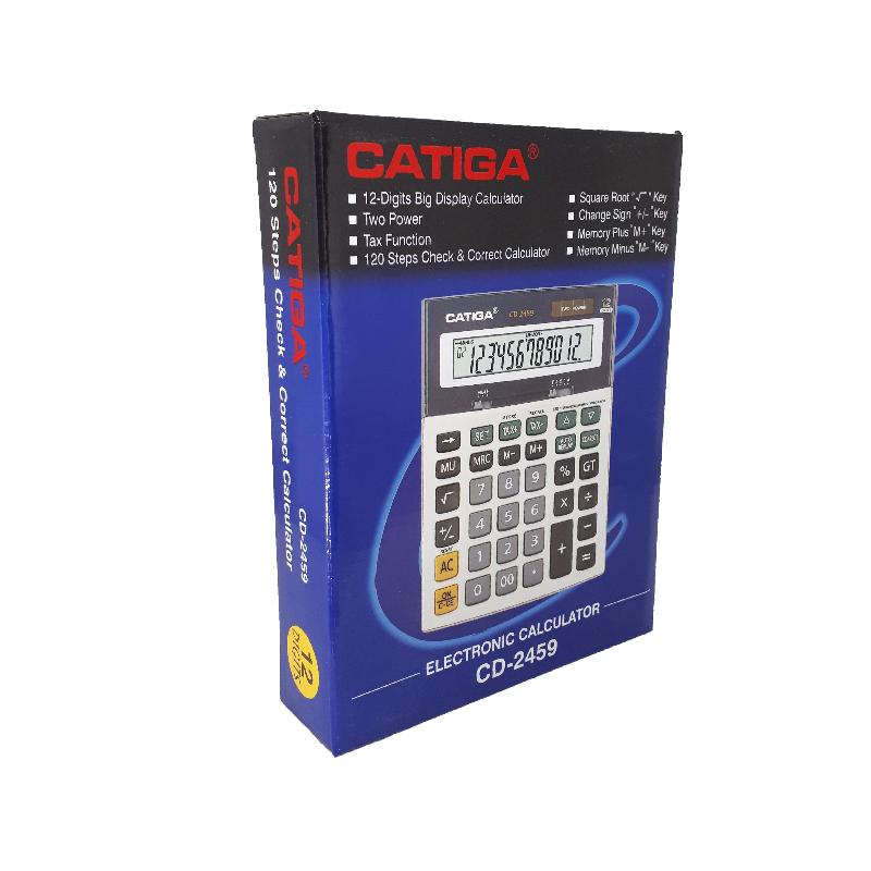 ماشین حساب کاتیگا CD-2459