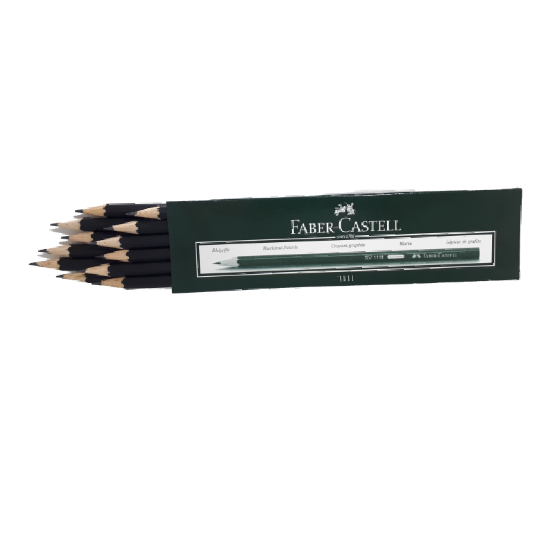 مداد مشکی فابرکاستل