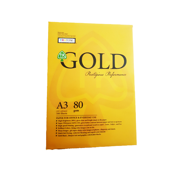 کاغذ GOLD A3