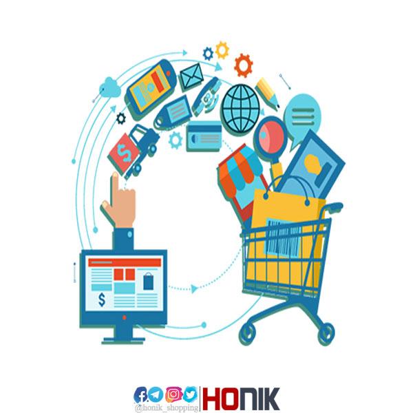فروش کالاهای اینترنتی
